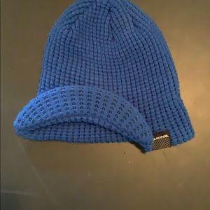 Dakine Blue Hat with brim